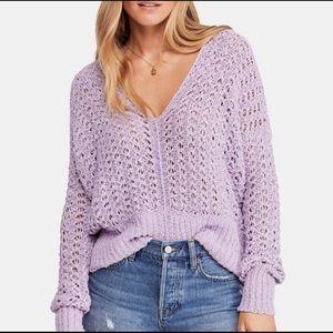 Free people NWT sweater